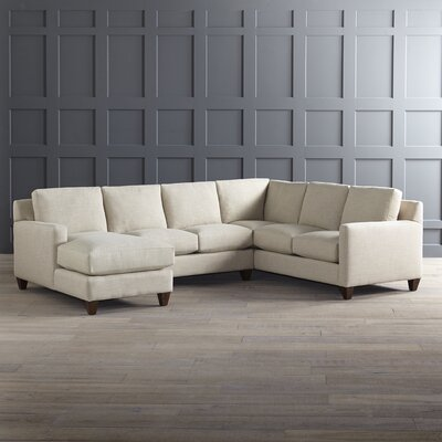 DwellStudio Hedwig Sectional with Chaise