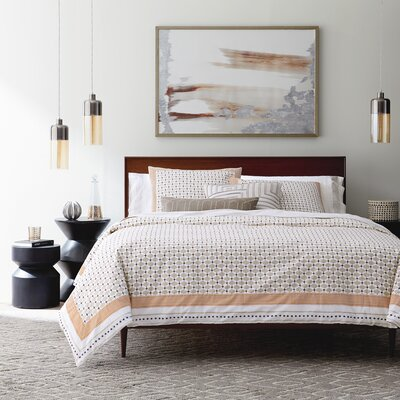 DwellStudio Piers Wooden Bed