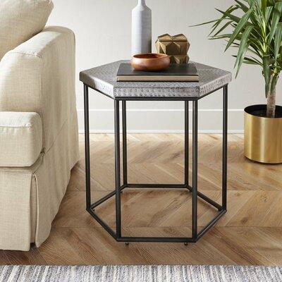 DwellStudio Hexagon End Table