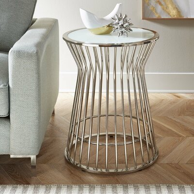 DwellStudio Felice End Table