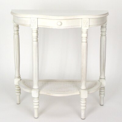 Wayborn Demilune Console Table