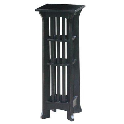 Wayborn Temple Pedestal End Table