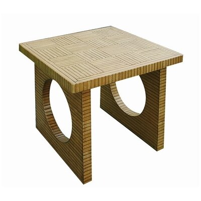 Wayborn Architectural End Table