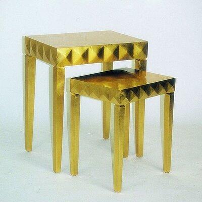 Wayborn Modern Golden Reflective Nesting ..