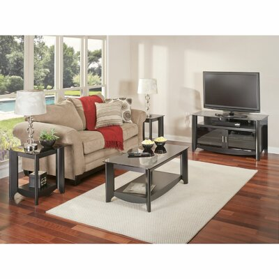 Latitude Run Wentworth 4 Piece Coffee Table Set