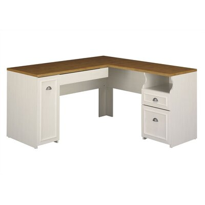 Bush Furniture Fairview L-shape Desk