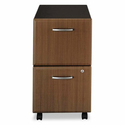 Bush Furniture Two-Drawer Mobile Verti..