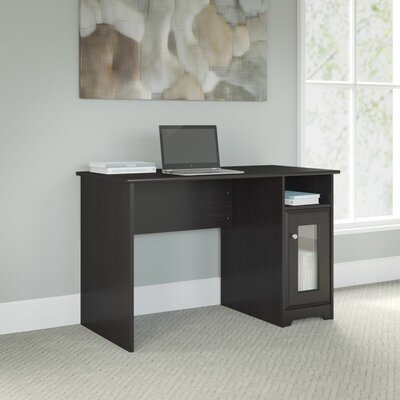Bush Furniture Cabot Computer Desk with Pedestal