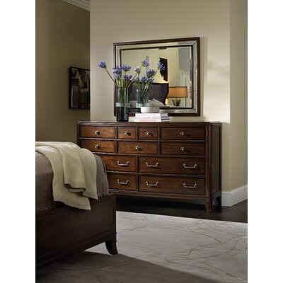 Hooker Furniture Palisade 11 Drawer Dresser