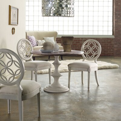Hooker Furniture Melange 5 Piece Brynlee Dining Set