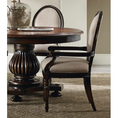 Hooker Furniture Eastridge Arm Chair (Set of 2) Image