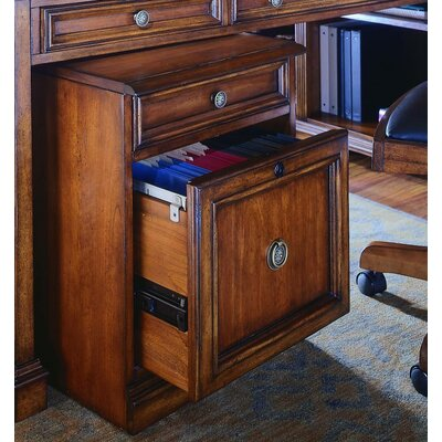 Hooker Furniture Brookhaven 2-Drawer Mobile File