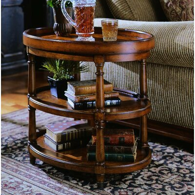Hooker Furniture Seven Seas Oval End Table