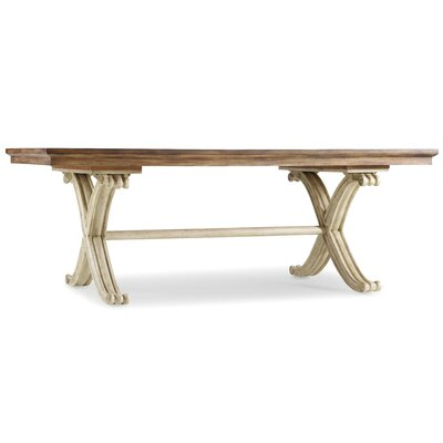 Hooker Furniture Sanctuary Rectangle Dining Table