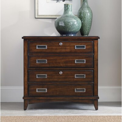 Hooker Furniture Latitude 2-Drawer Latera..