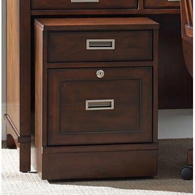 Hooker Furniture Latitude 2-Drawer Mobile File