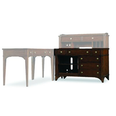 Hooker Furniture Abbott Place Credenza Printer Unit