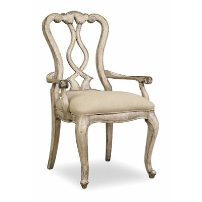 Hooker Furniture Chatelet Arm Chair (Set of 2)