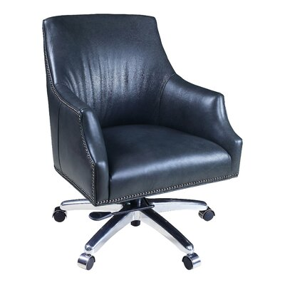 Hooker Furniture Mid-Back Leather Executive Chair