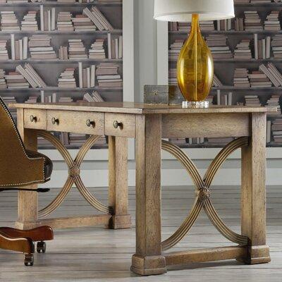 Hooker Furniture Melange Architectural Computer Desk with Keyboard Tray