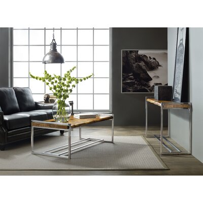 Hooker Furniture Live Edge Coffee Table Set