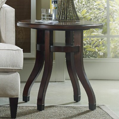 Hooker Furniture Palisade End Table