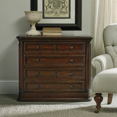 Hooker Furniture Haddon Hall 2-Drawer Lateral File