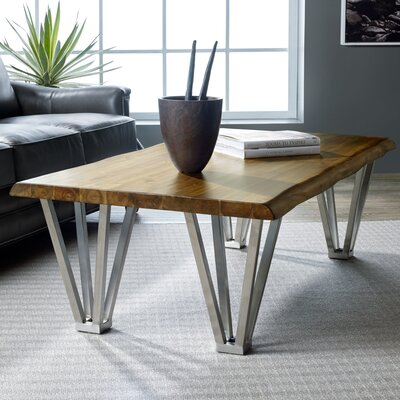 Hooker Furniture Live Edge Coffee Table