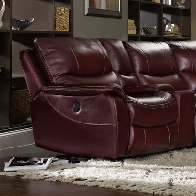 Hooker Furniture Armless Power Recliner