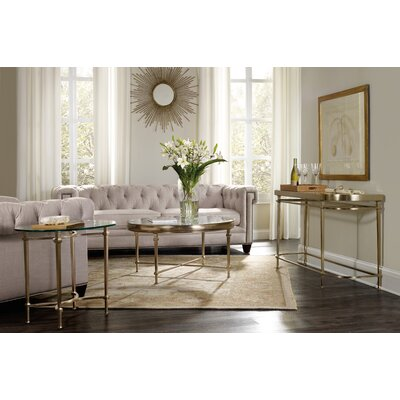 Hooker Furniture Highland Park Coffee Table Set