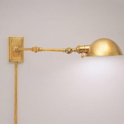 Robert Abbey Ant Bee Pharmacy Swing Arm Wall Lamp Amp Reviews Wayfair