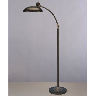 robert abbey bruno pharmacy 53 5 arched floor lamp. Black Bedroom Furniture Sets. Home Design Ideas