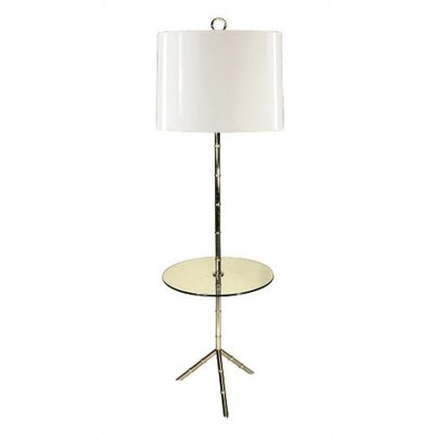 robert abbey jonathan adler meurice tripod floor. Black Bedroom Furniture Sets. Home Design Ideas