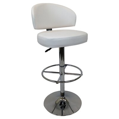 Creative Images International Adjustable Height Bar Stool Image