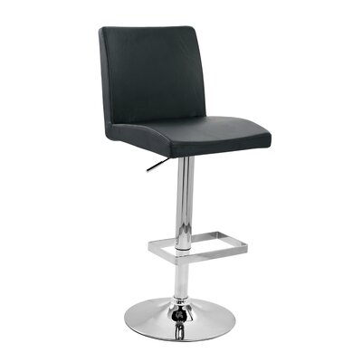 Creative Images International Adjustable Height Bar Stool (Set of 2)