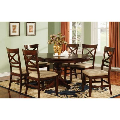 Alcott Hill Chester 7 Piece Dining Set