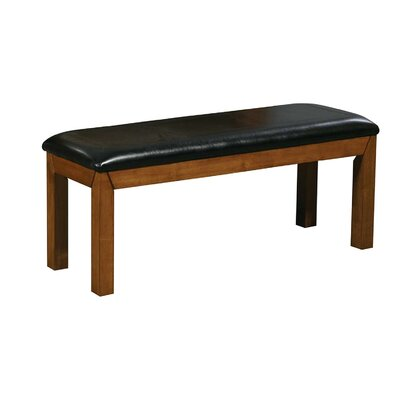 Loon Peak Vaughn Wood Kitchen Bench