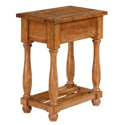 Three Posts Stanton Chairside Table