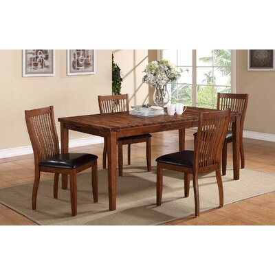 Loon Peak Blanco Point Extendable Dining Table