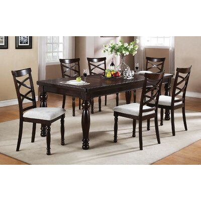 Winners Only, Inc. Hamilton Park 7 Piece Dining Set