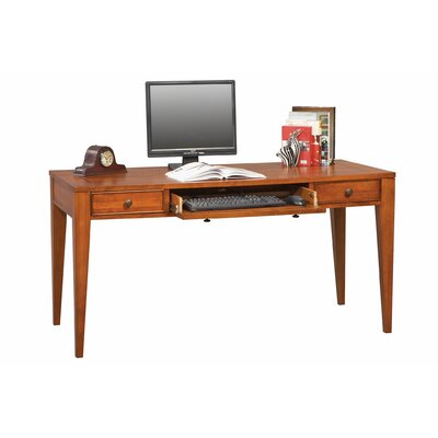 Alcott Hill Chester Computer Desk with Keyboard Tray