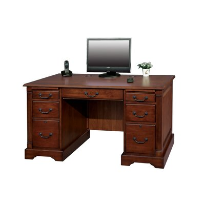 Darby Home Co Smithville Executive Desk Image