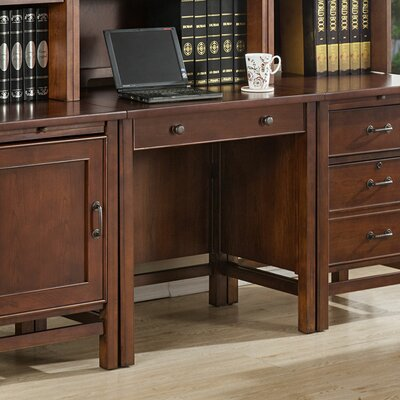 Darby Home Co Albert Computer Desk with K..
