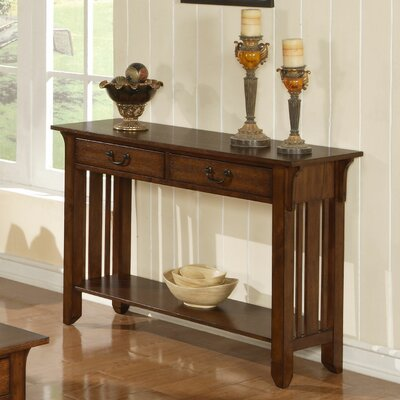 Three Posts Schubert Console Table