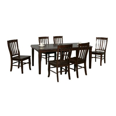Alcott Hill Bramblecrest 7 Piece Dining Set