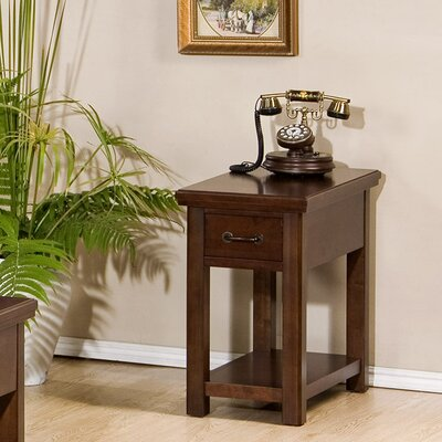 Three Posts Millerton Chairside Table