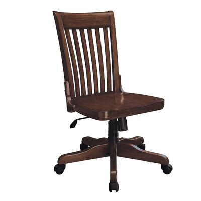 Darby Home Co Albert Mid-Back Bankers Chair