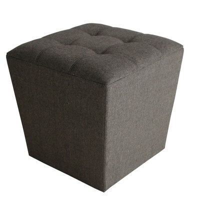 Screen Gems Mandalay Ottoman