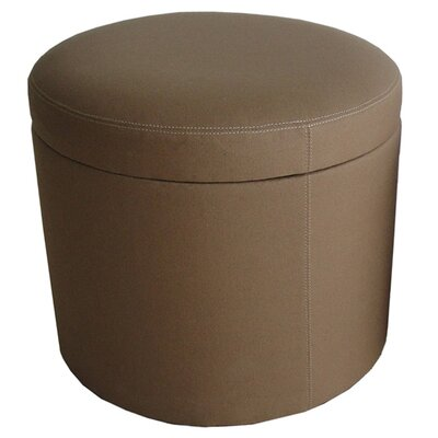 Screen Gems Valencia Storage Ottoman