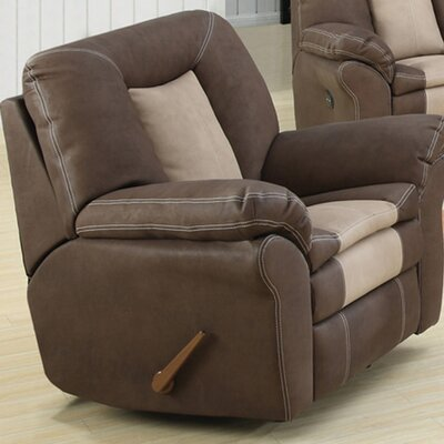 AC Pacific Carson Plush Living Room Arm Chair